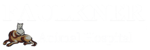 Faulkner-Animal-Hospital-Lancaster-SC-logo-white