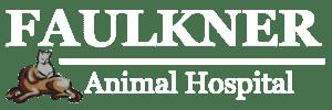Faulkner-Animal-Hospital-Lancaster-SC-logo-white